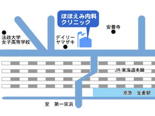 hohoemi_clinic_map